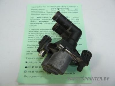 Клапан системы отопления и вентиляции салона