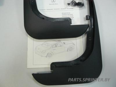 Брызговики передние (2 шт) R171