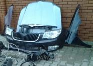Машино комплект Skoda Superb 2008-
