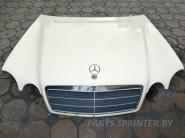 Капот+ решетка радиатора Mercedes w210 рестайлинг