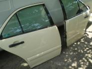 Дверь задняя Mercedes W210 2000- рестайлинг