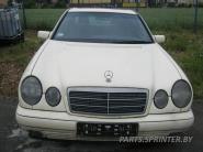 Запчасти к Mercedes W210 седан -99