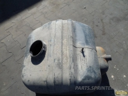 Топливный бак на Mercedes Atego 1017 2000 г.в.