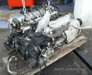 Мотор/Двигатель Мерседес OM611.961 1998 г/в