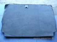 Коврик багажника w210