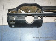 Накладка папанели W124
