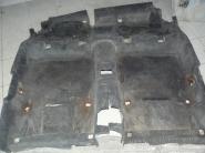 Настил пола задний W124