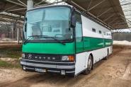 Запчасти к автобусу Setra S213RL